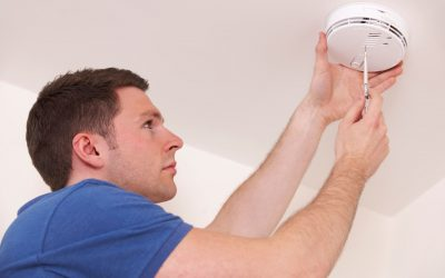 Smoke Detector Placement in the Home