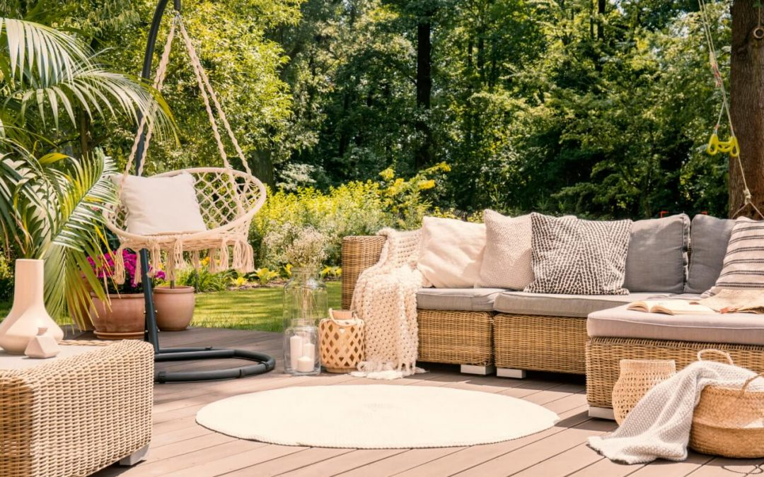 How to Create a Relaxing Patio